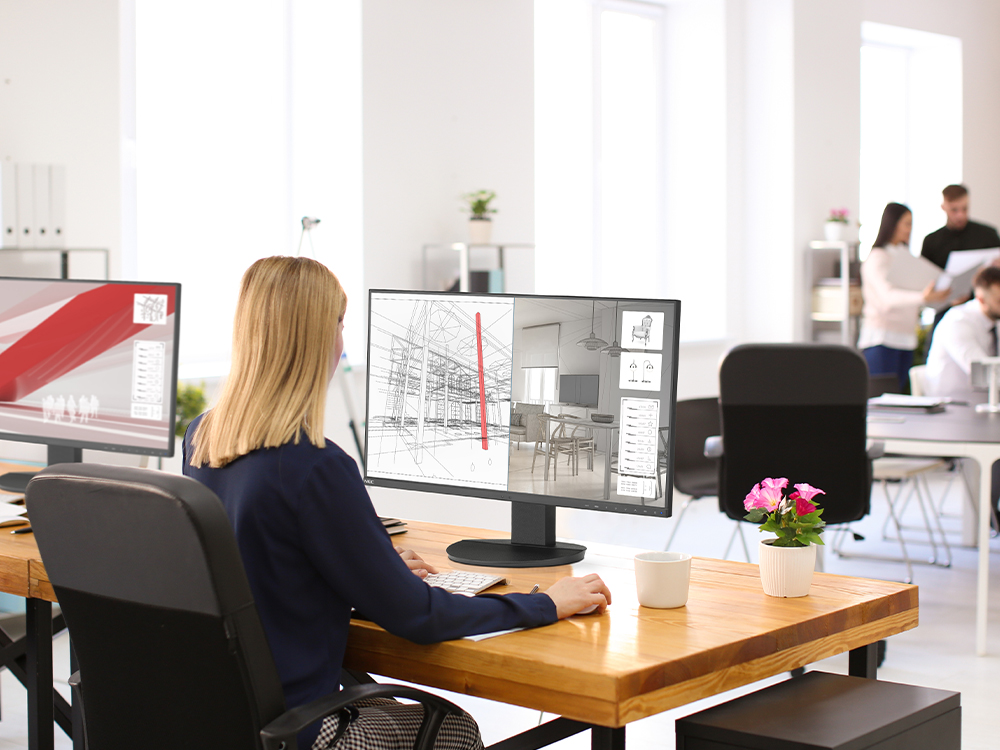Proscreen AV Monitory desktopowe 4K