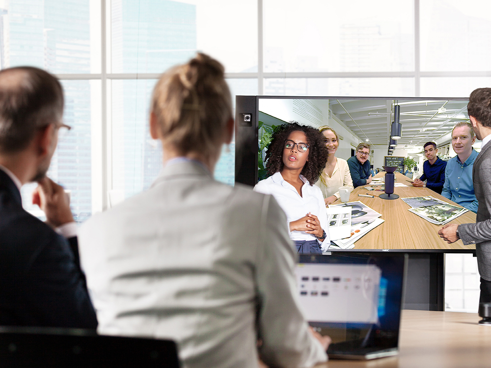 Proscreen AV Monitory interaktywne NEC Infinity Board
