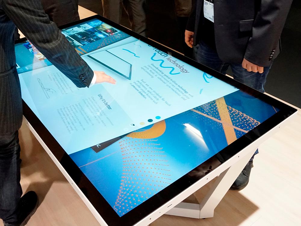 Proscreen Monitory wielkoformatowe interaktywne i dotykowe