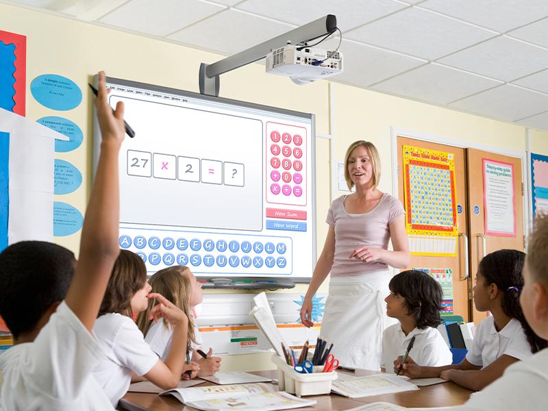 Projektory biznesowe i edukacyjne